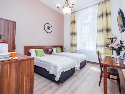 Apartament Standard TWIN Bonerowska 5 Kraków